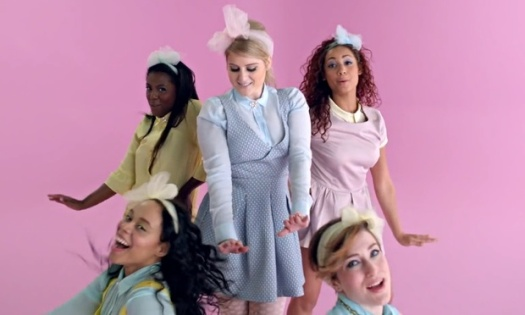 Meghan-Trainor-All-About--Bass image