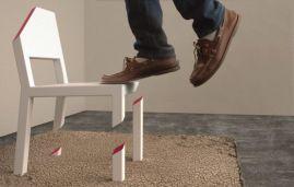 One Leg Chair
