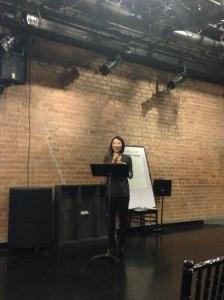ArtLab J president and founder Joori Jung