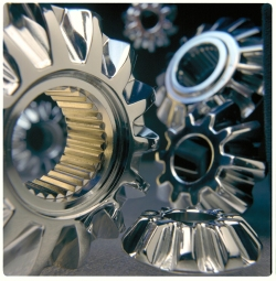 Masco Tech Braun differential gears by Jay Asquini